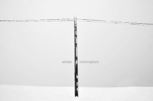 Winter Minimalism Cover 2